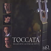 Toccata by Melbourne Guitar Quartet
