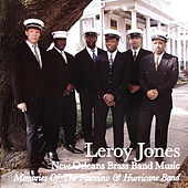 New Orleans Brass Band Music - Memories Of The Fairview & Hurricane Band by Leroy Jones
