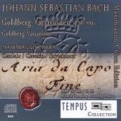 J.S. Bach - Goldberg Variations BWV 998 by Maximianno Cobra