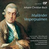 Bach: Mailander Vesperpsalmen by Various Artists