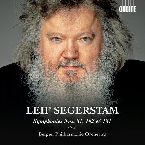 Segerstam: Symphonies Nos. 81, 162 & 181 by Robert Schumann