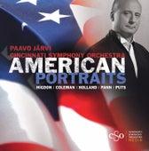 American Portraits by Paavo Jarvi