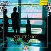 Crossover by Stuttgart Brass Quartet