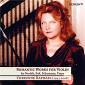 Romantic Works for Violin by Various Artists