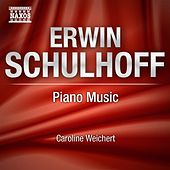 Schulhoff: Piano Music by Caroline Weichert
