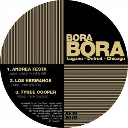 Bora Bora : Lugano Detroit Chicago by Various Artists