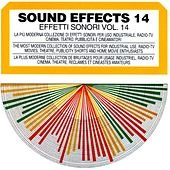 Sound Effects No. 14 (Doors, Military Signals & Sirens) by Sound Effects