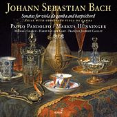 Bach: Sonatas for Viola da Gamba and Harpsichord by Various Artists