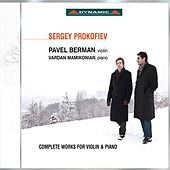 Prokofiev: Complete Works for Violin & Piano by Various Artists