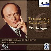 Tchaikovsky : Symphony No.6 ''Pathetique'' by Zdenek Macal