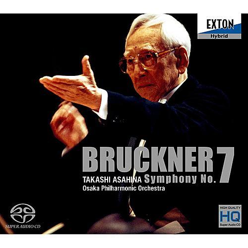Bruckner : Symphony No.7 [Ed. Haas] by Takashi Asahina
