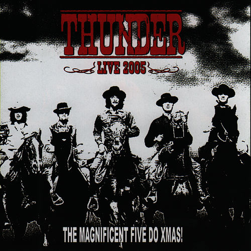 The Magnificent Five Do Xmas by Thunder