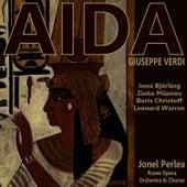 Verdi: Aida by Jussi Björling
