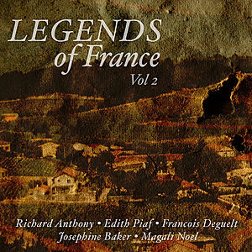 Legends Of France Vol 2 by Various Artists