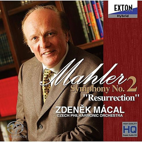 Mahler: Symphony No.2 ''Resurrection'' by Zdenek Macal