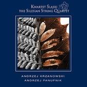 Andrzej Krzanowski - Relief V, Reminiscenza, String Quartet III / Andrzej Panufnik - String sextets by The Silesian String Quartet