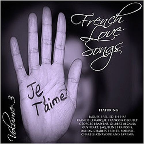 French Love Songs - Vol 3 von Various Artists