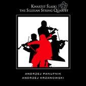 Andrzej Panufnik / Andrzej Krzanowski by The Silesian String Quartet