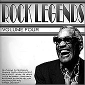 Rock Legends Vol 4 by Various Artists