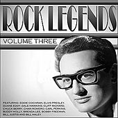 Rock Legends Vol 3 by Various Artists