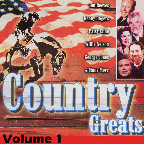 Country Greats Volume 1 by Various Artists