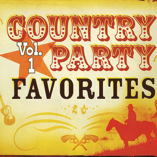 Country Party Favourites Volume 1 by Various Artists