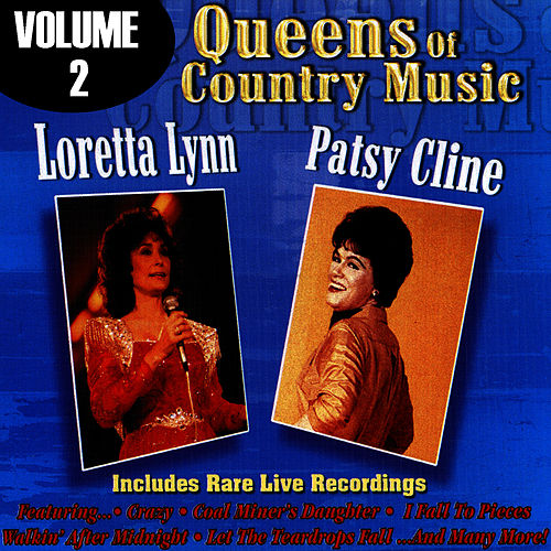Queens Of Country Music Volume 2 by Patsy Cline