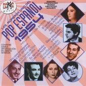 Los Números Uno Del Pop Español 1954 by Various Artists
