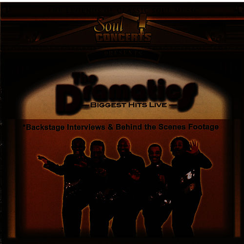 Biggest Hits Live by The Dramatics