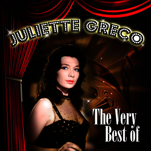 The Very Best Of by Juliette Greco
