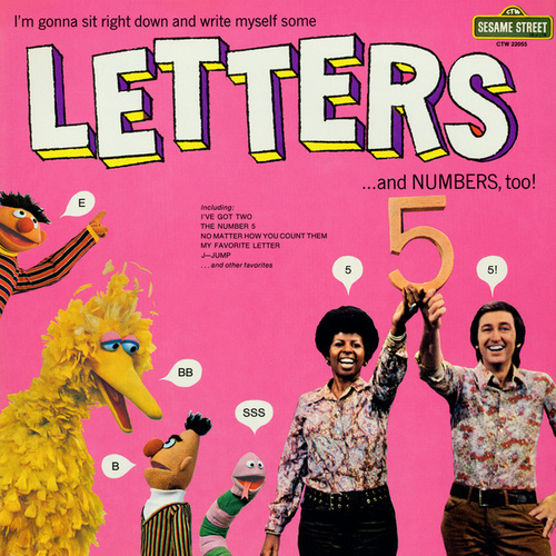 Sesame Street: Letters and Numbers, Vol. 1 by Various Artists