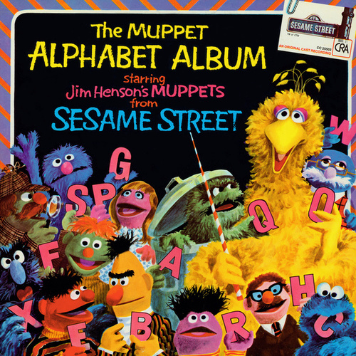 Sesame Street: The Muppet Alphabet Album, Vol. 2 by Various Artists