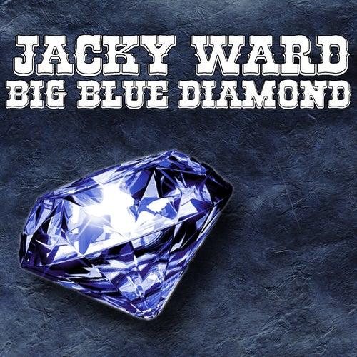 Big Blue Diamond by Jacky Ward