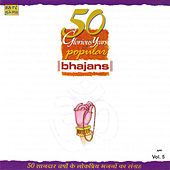 50 Glorious Yrs Of Popular Bhajans Vol 5 by Various Artists