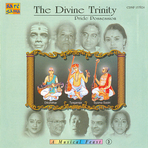 The Divine Trinity - Vocal - Vol - 3 by Various Artists