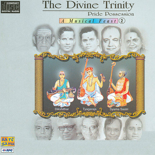 The Divine Trinity - Vocal - Vol. 2 by Various Artists