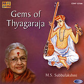 Gems Of Thyagaraja - Mss Vol. 3 by Various Artists
