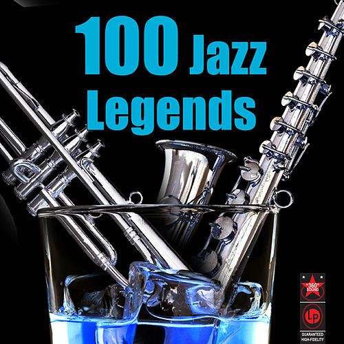 100 Jazz Legends by Various Artists