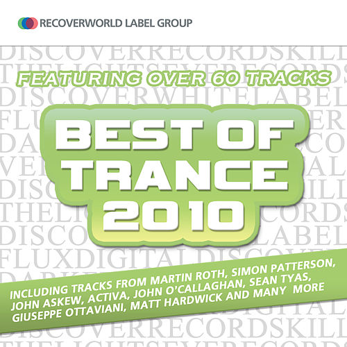 Best of Trance 2010 by Various Artists