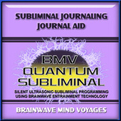 Subliminal Journaling Journal Aid by Brainwave Mind Voyages