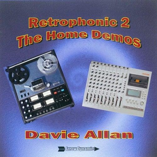 Retrophonic 2: The Home Demos by Davie Allan & the Arrows