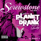 Screwstone Vol. 1 by Lucky Luciano