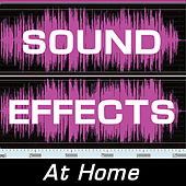 Sound Effects: At Home by Sound Effects