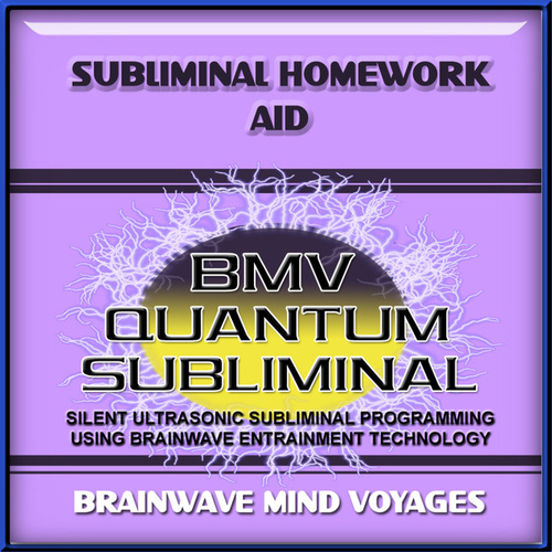 Subliminal Homework Aid by Brainwave Mind Voyages