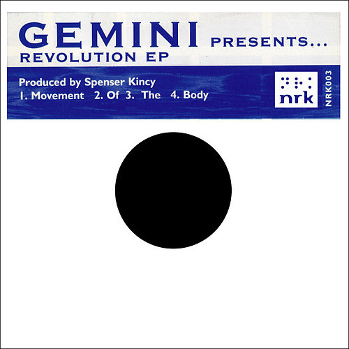 Revolution EP by Gemini