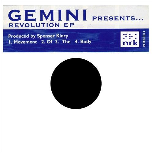 Revolution EP by Gemini