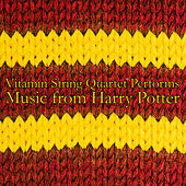 Vitamin String Quartet's Tribute to Harry Potter by Vitamin String Quartet