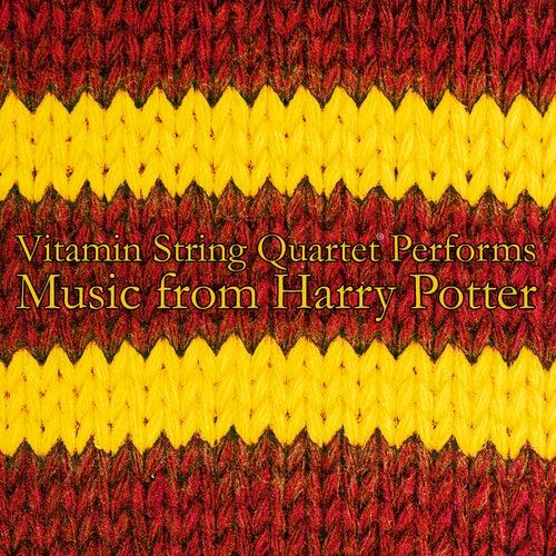 Vitamin String Quartet's Tribute to Harry Potter by Vitamin String Quartet