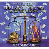 The Law of Success in Sixteen Lessons (Original, Unabridged Edition 24 CD Set) by Napoleon Hill