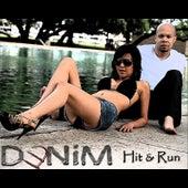 Hit & Run (feat. C4) by Denim